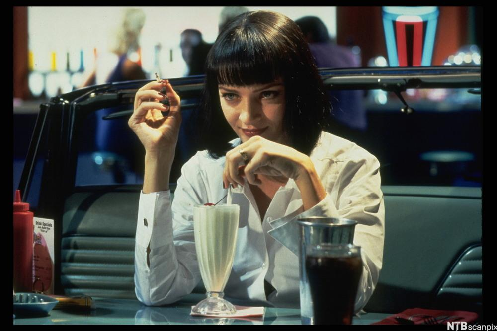 Mia i Cadilacsete i Pulp Fiction