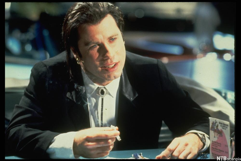 Karakteren Vincent i Pulp Fiction