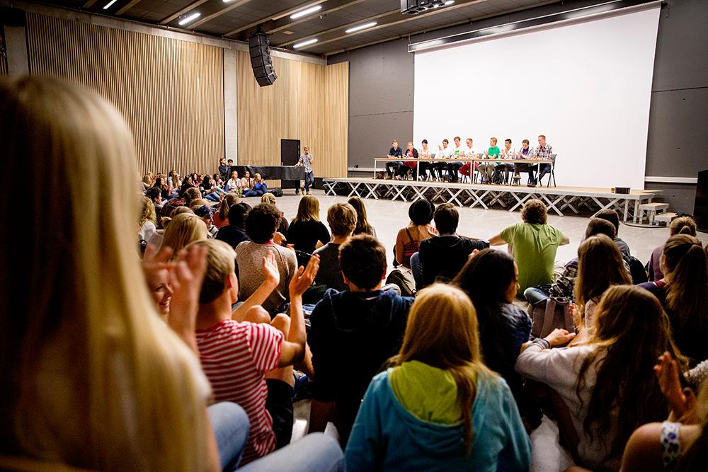 Skoledebatt Oslo katedralskole