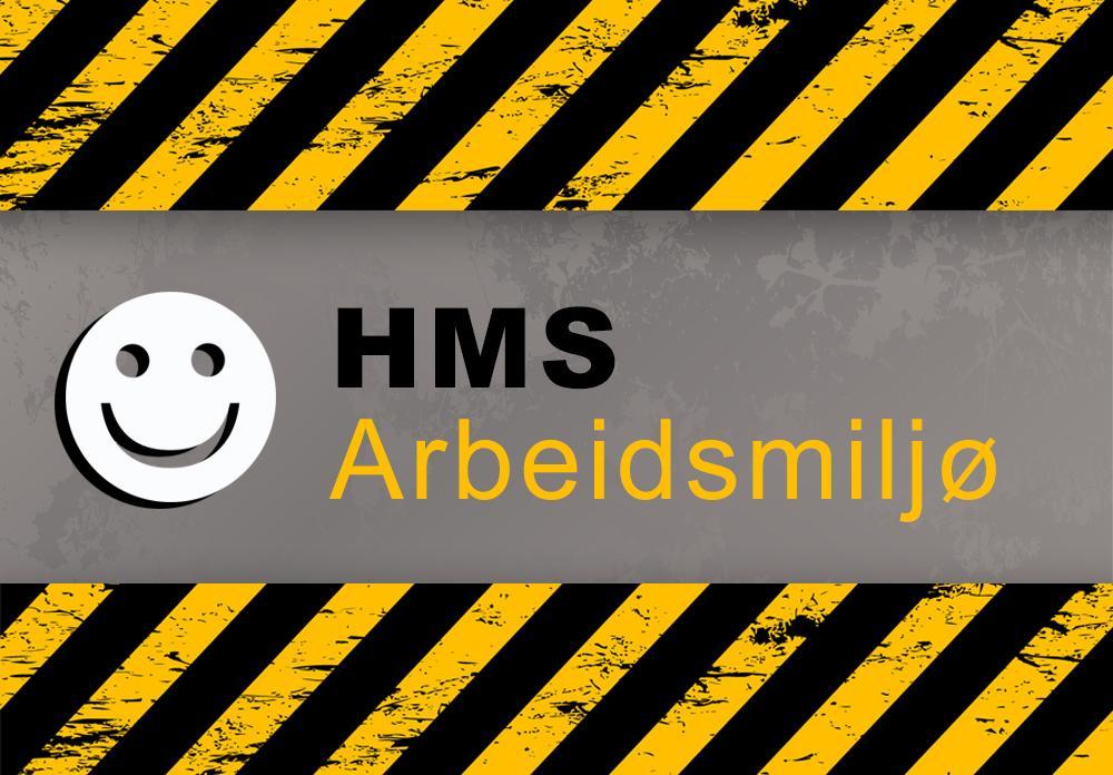 Profilbilde for felles HMS-ressurser. Illustrasjon.