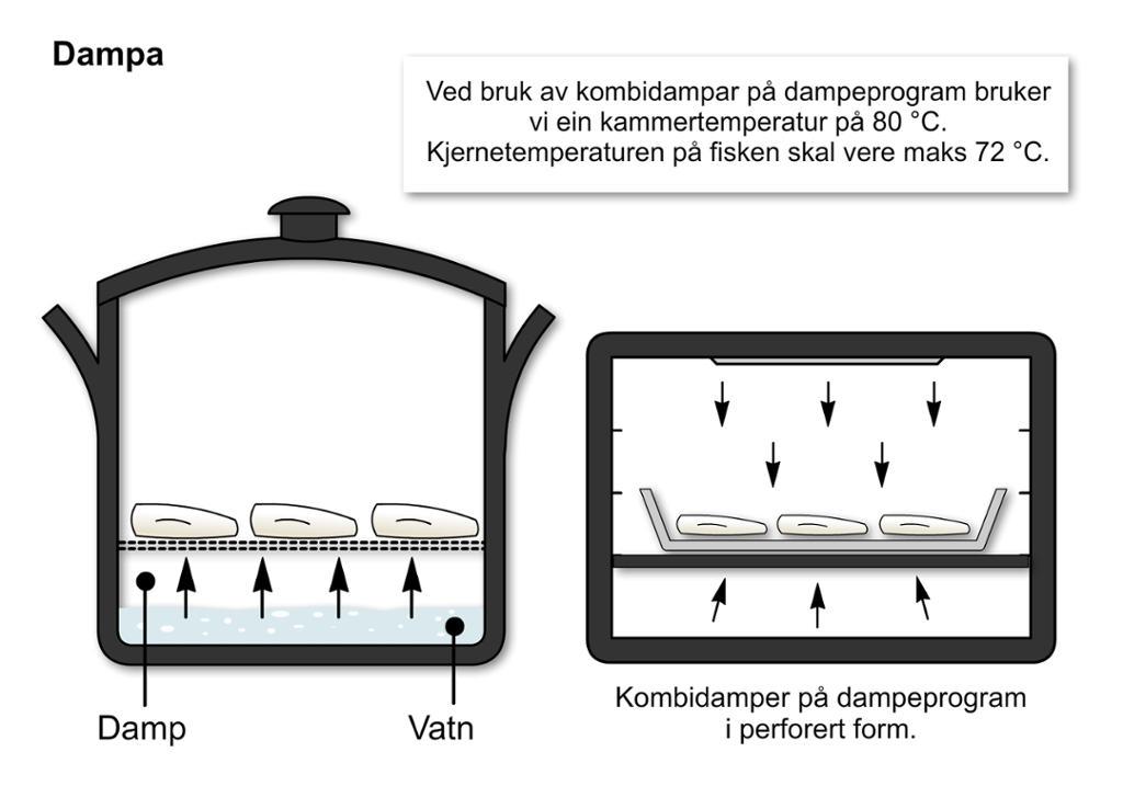 Dampet