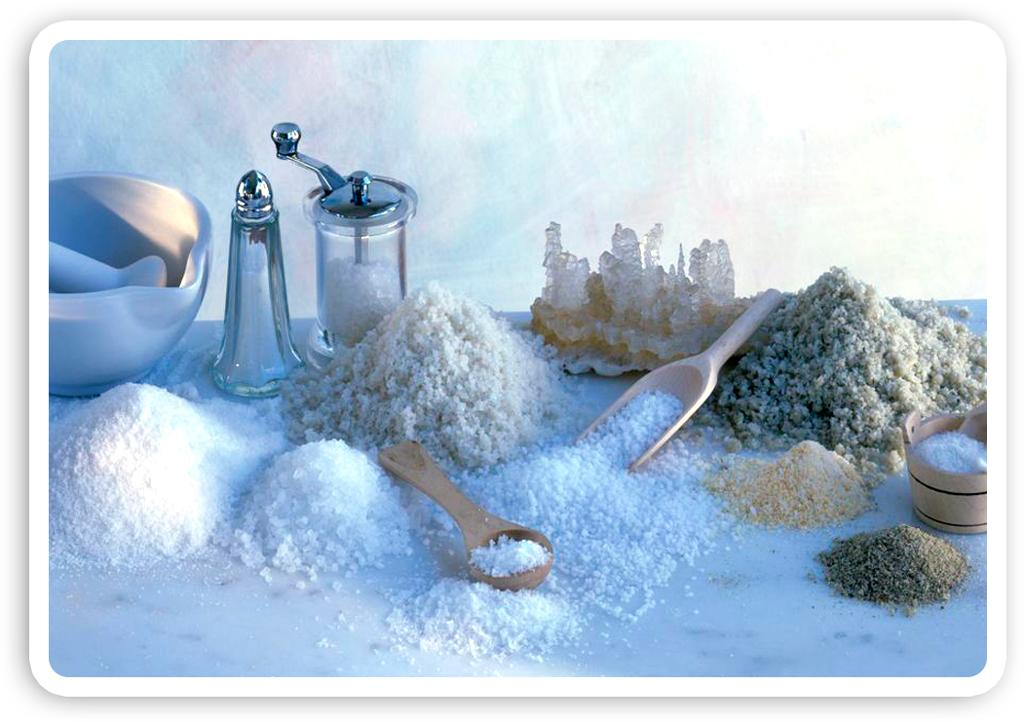 Matvaregruppe: salt