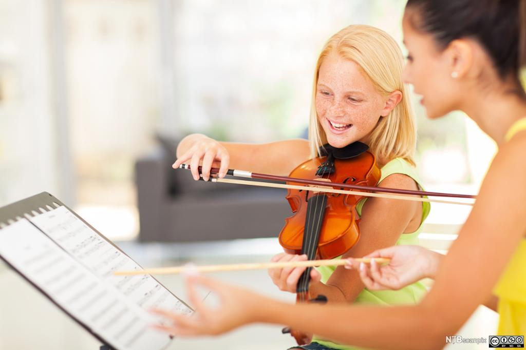 Fiolinist Ragnhild Hemsing. Foto.