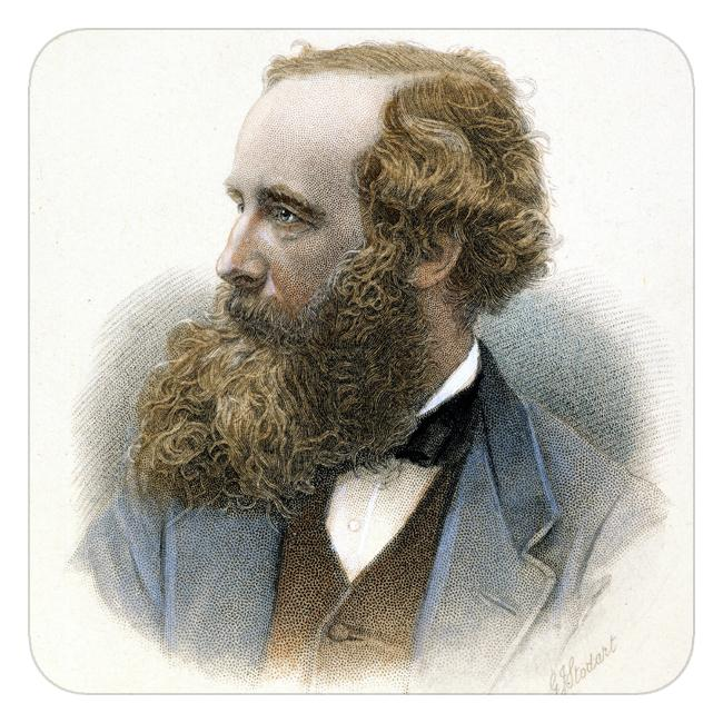 Portrett av James Clerk Maxwell
