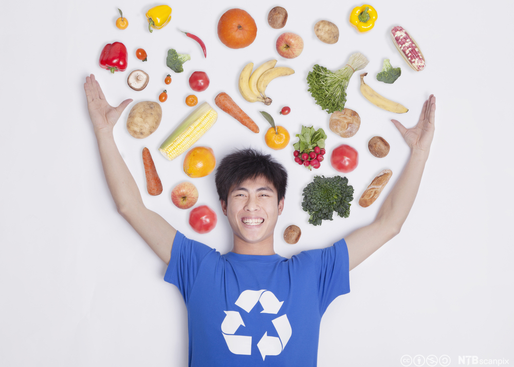 næringsinnhold i grønnsaker