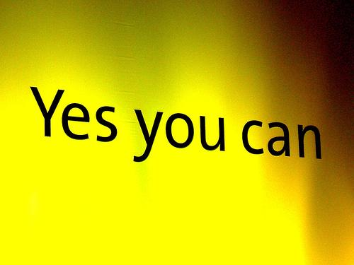 Yes you can. Illustrasjon.