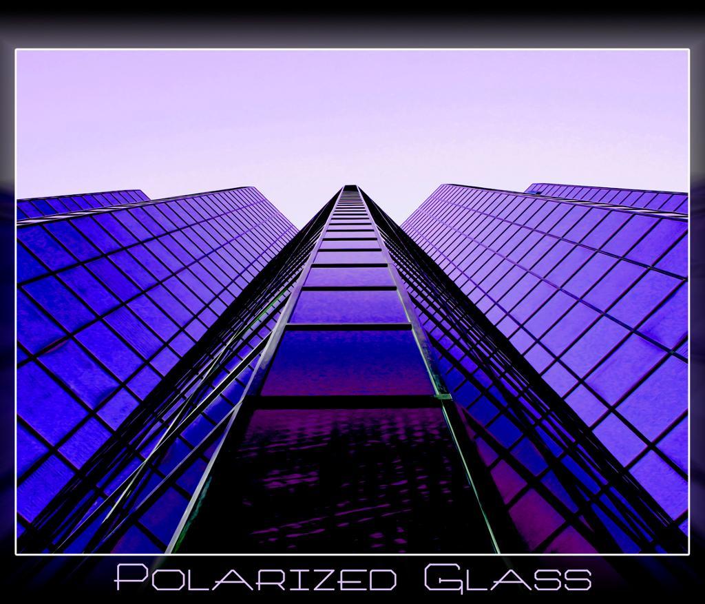 Glassfasade hus