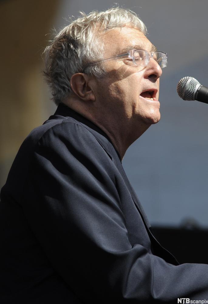 American singer-songwriter Randy Newman