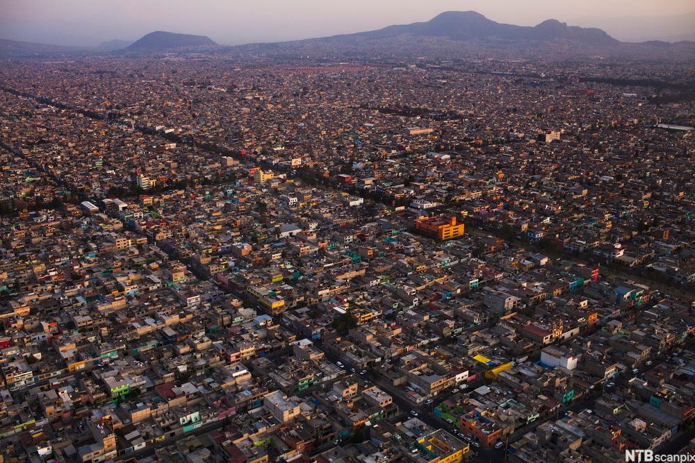 Mexico City. Foto.