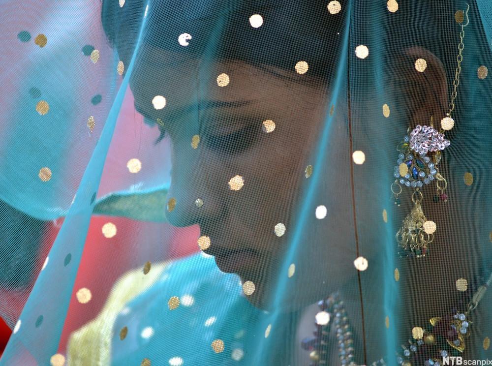 Indisk brud