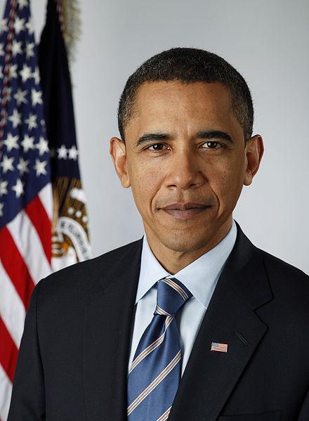 Barack Obama. Photo.