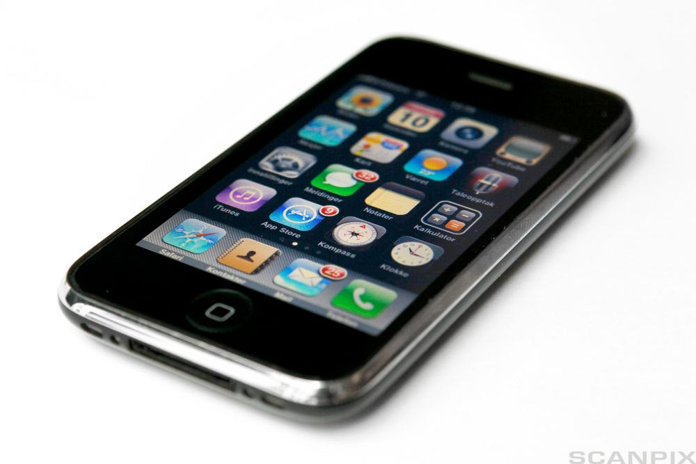 Smartphone. Photo.