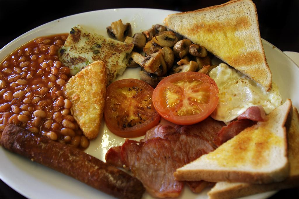 All English Breakfast