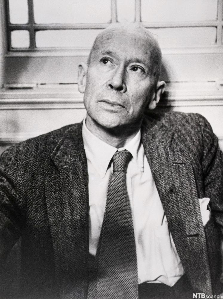 Photo of E.E. Cummings