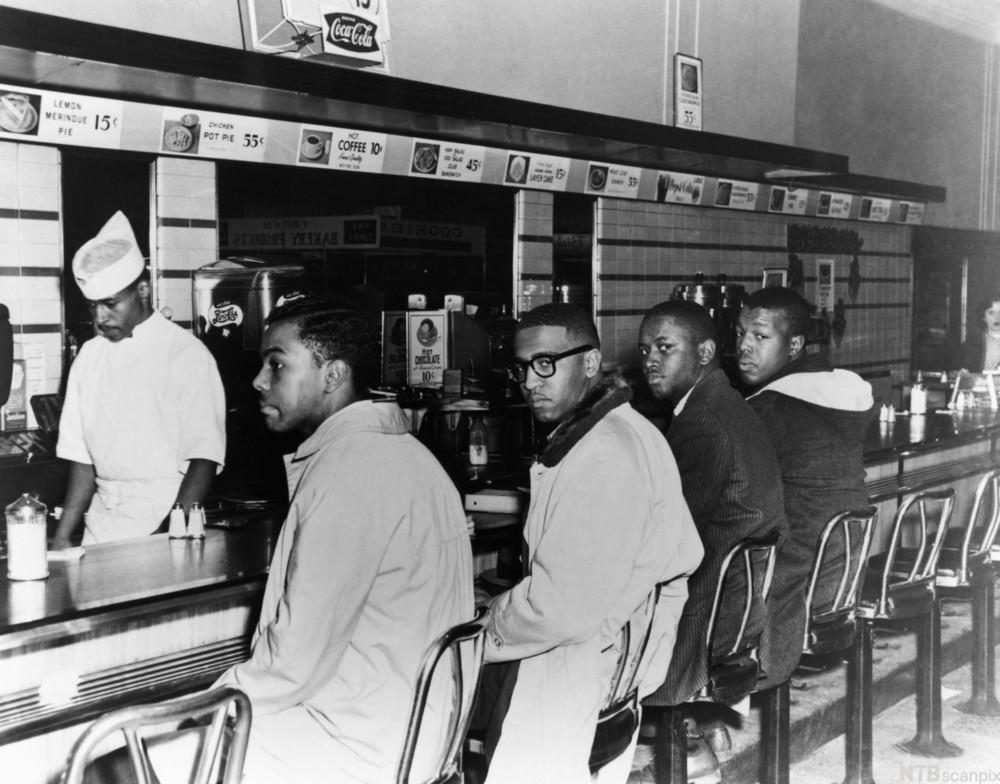 Lunch Counter Sit-In