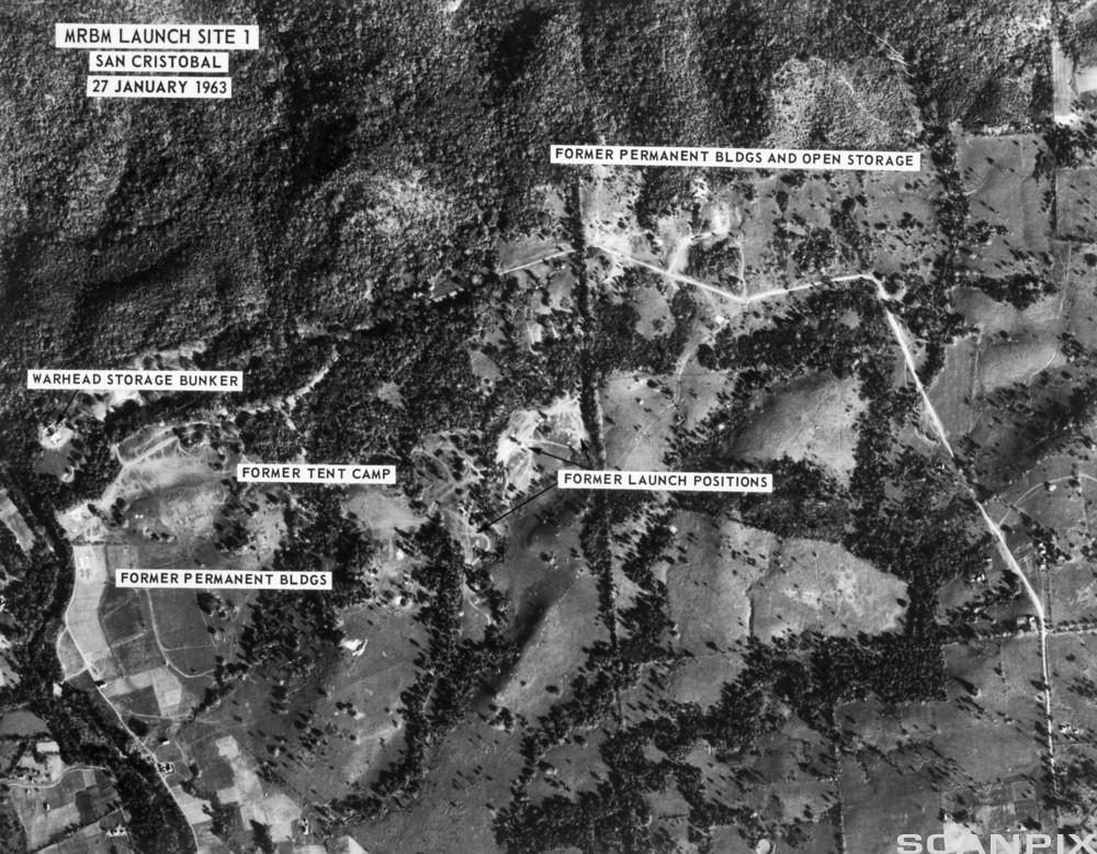 Cuban Military Camps