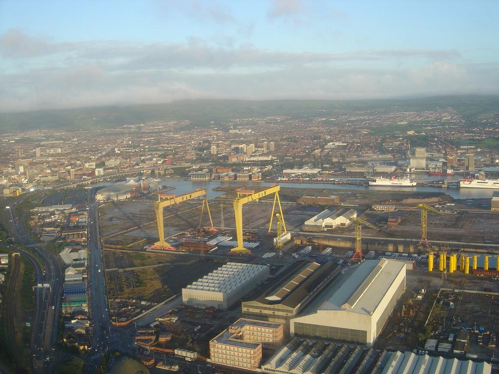 Belfast. Photo.