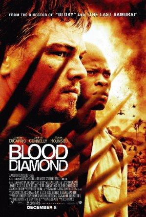 Bilde av Blood Diamond Poster