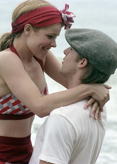 "Filmstill fra ""The Notebook"". Foto."