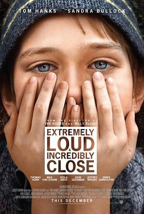 Extremely Loud and Incredibly Close. Poster.