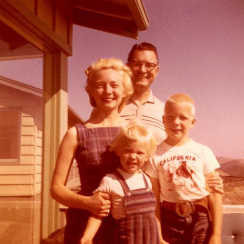 Shumard family 1955