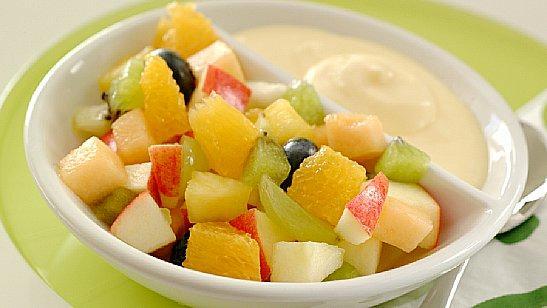 Bilde av en fruktsalat