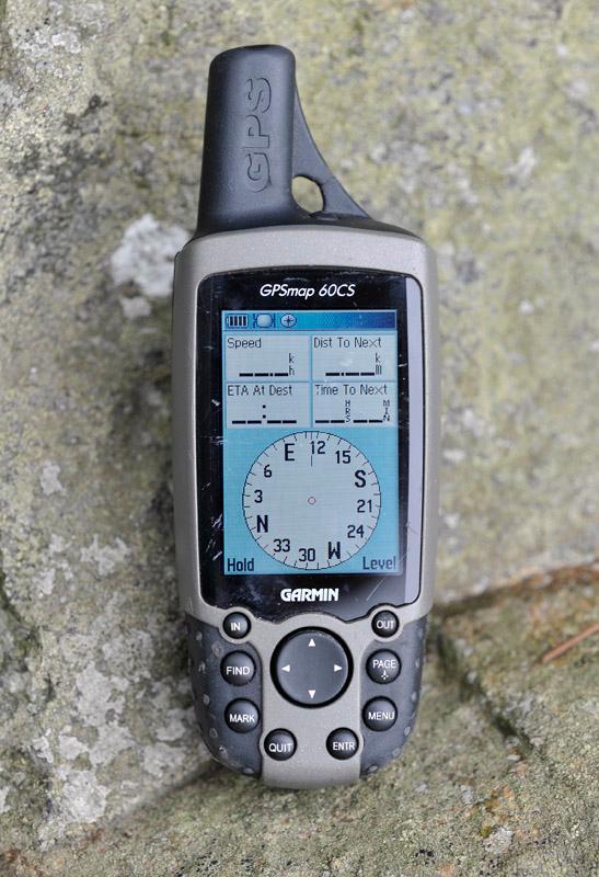 GPS. Foto