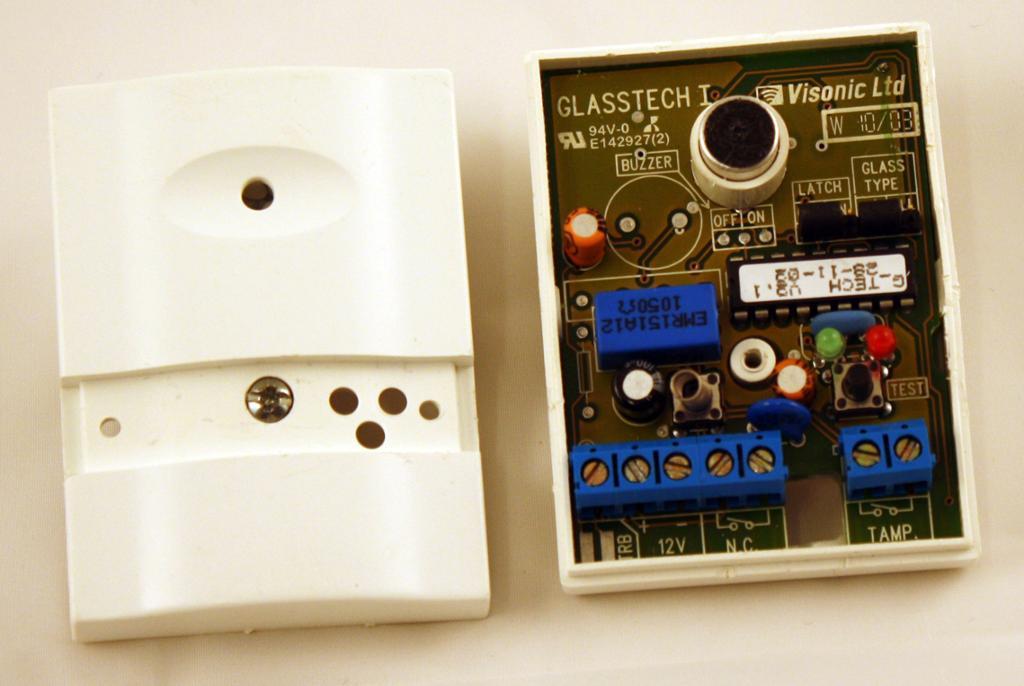 Akustisk sensor