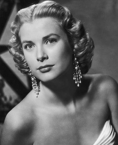 Grace Kelly. Foto.