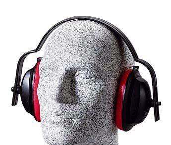 Hørselvern. Foto.