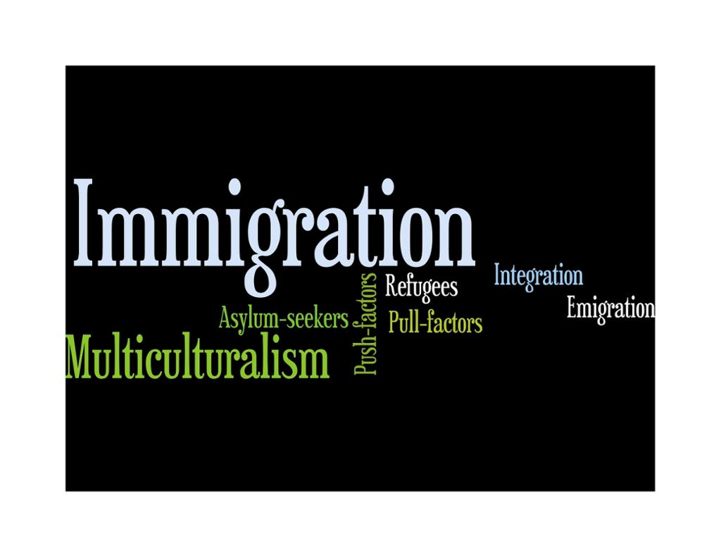Immigration Wordle