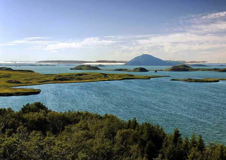 Bilde av islandsk landskap