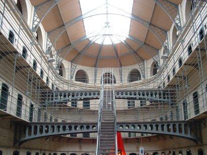 Kilmainham Gaol - prison.photo.