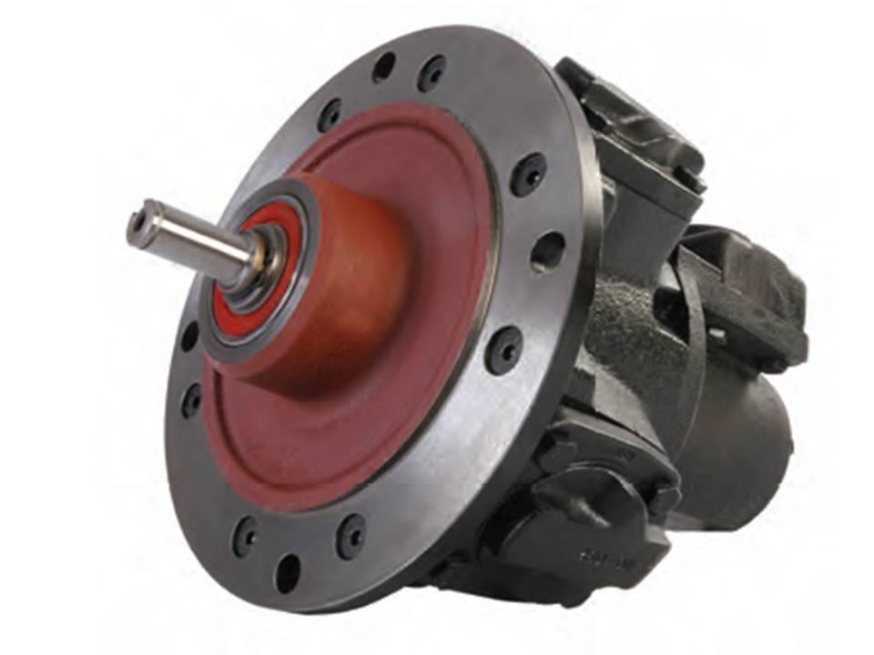 Radialstempelmotor