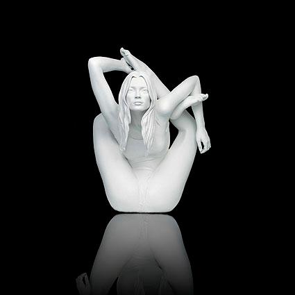 Sphinx by Marc Quinn. Photo.