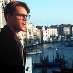 Matt Damon as the Talented Mr. Ripley