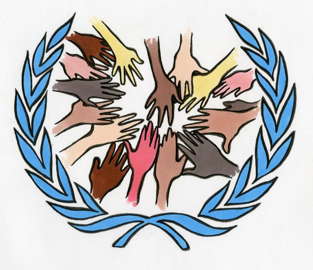 Menneskerettigheter.Foto.