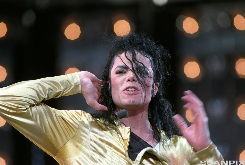 Michael Jackson. Foto.