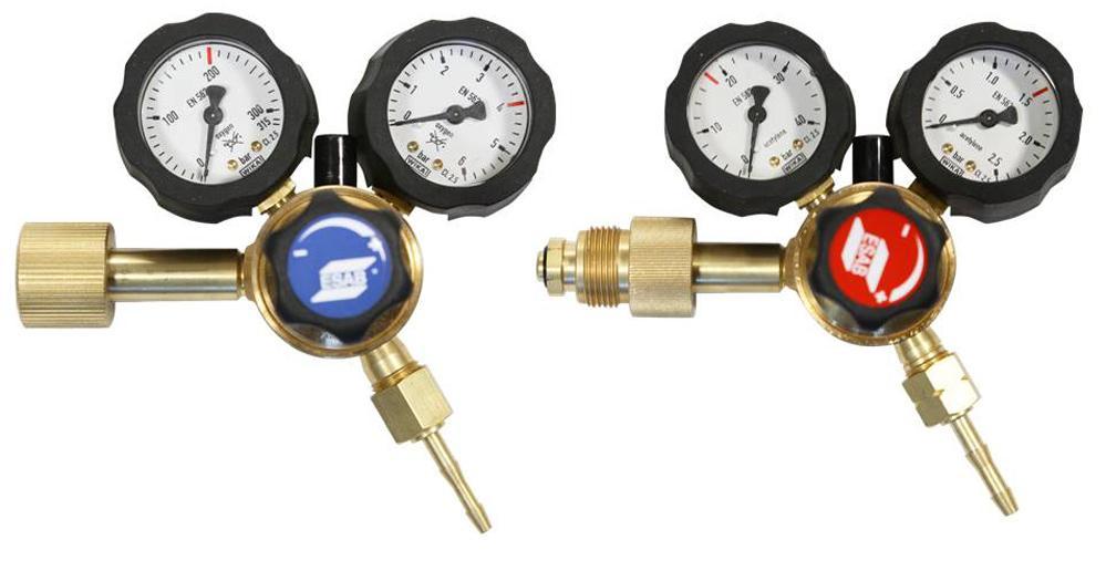 Oksygen og acetylen manometer