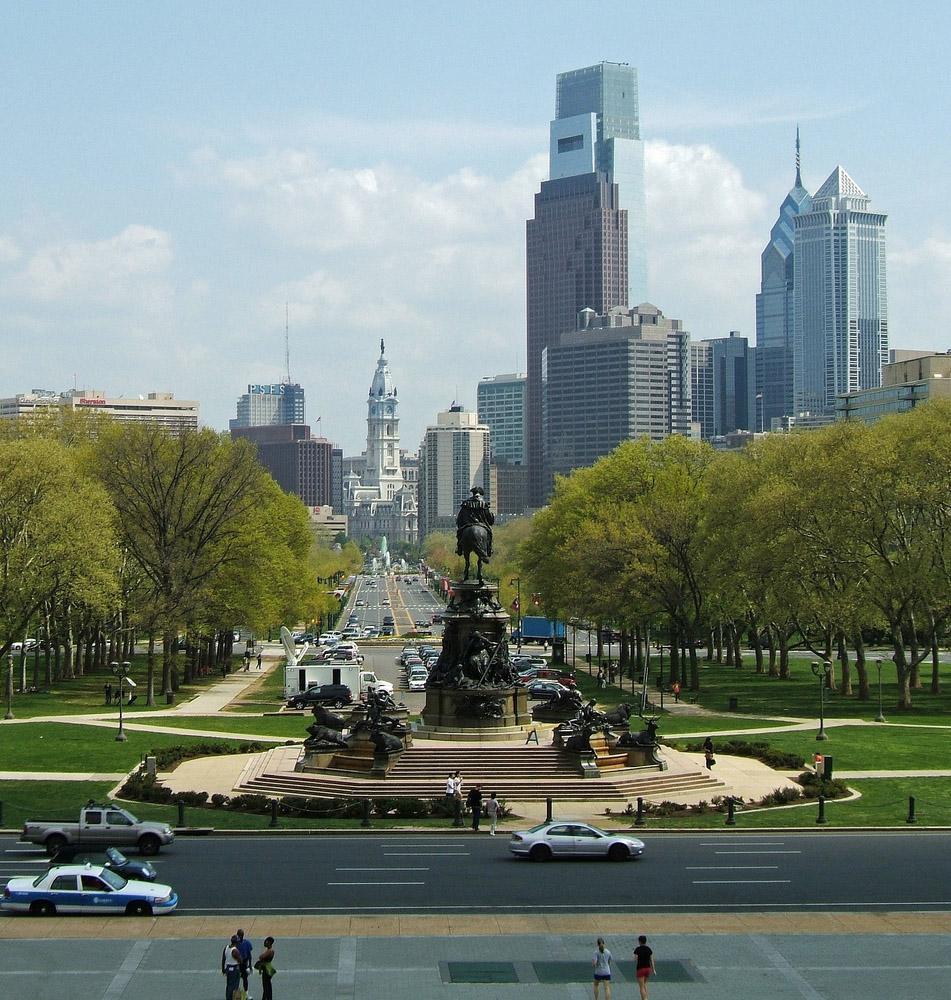 Philadelphia. Photo.