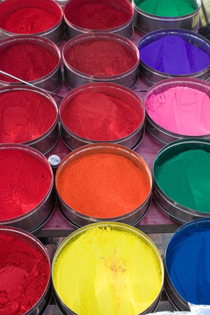 Pots of Colour