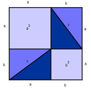 oppdelt kvadtrat
