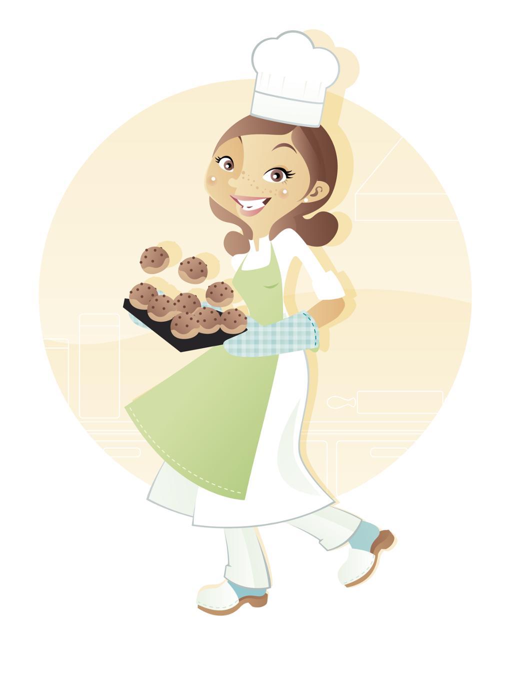 Bilde av en baker