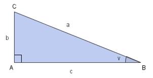 Rettvinklet trekant