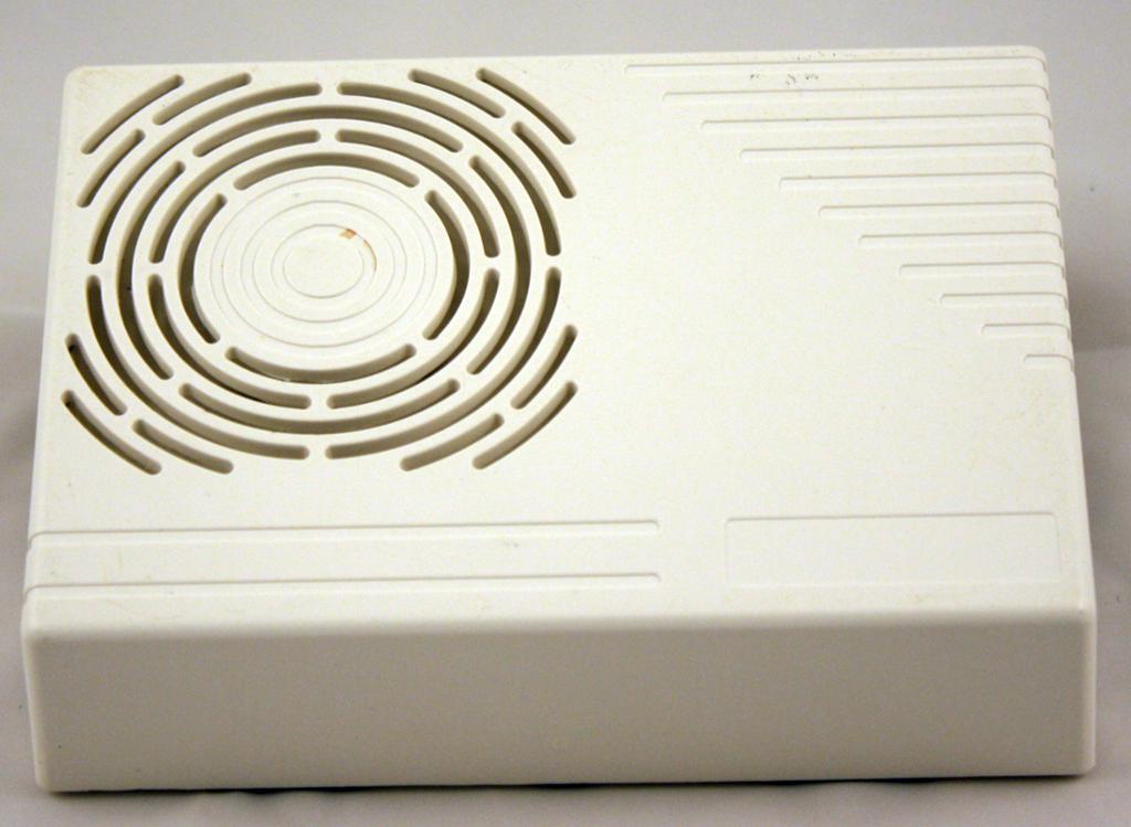 Alarmgiver akustisk signal
