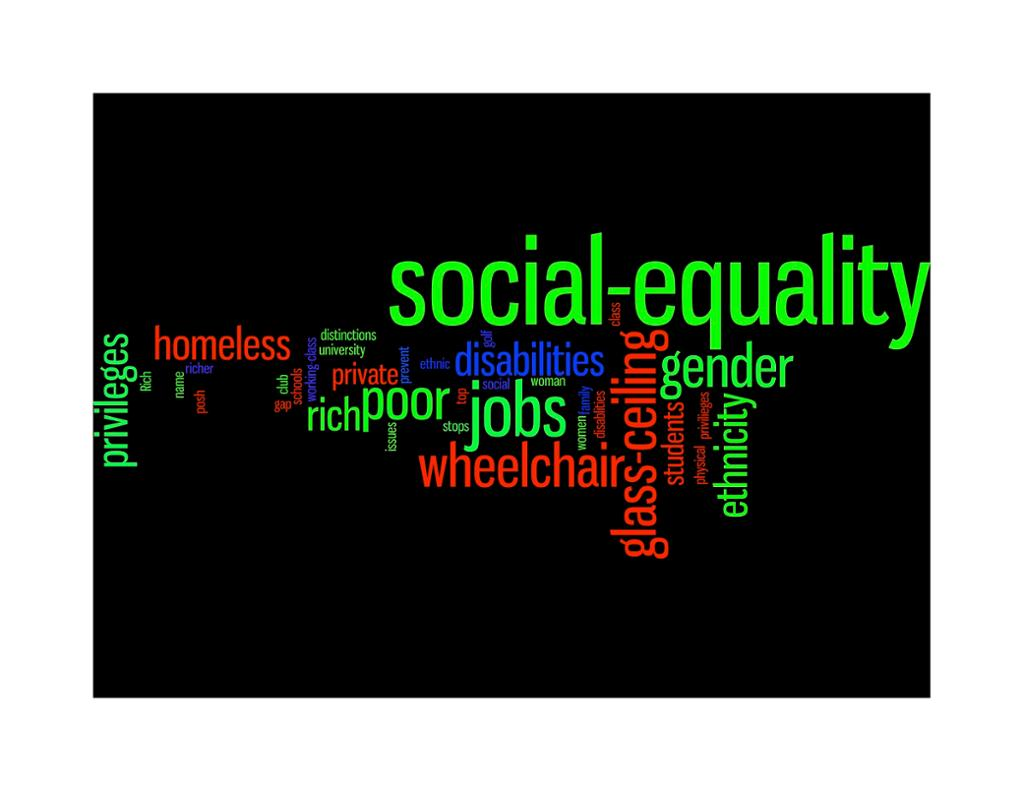 Topic: Social Equality