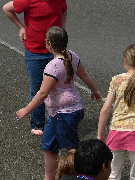 Variasjon i størrelse hos barn. Foto.