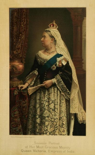 Victoria – Empress of India