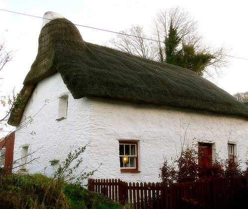 Welsh Cottage. Photo.