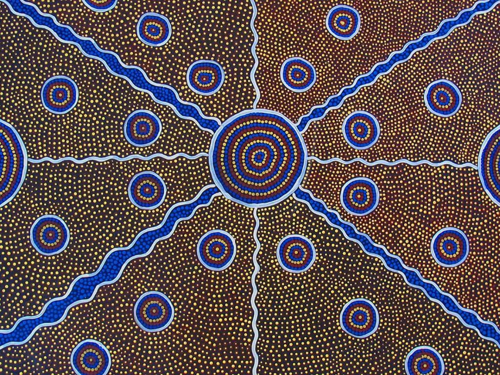 Aborigijnalen guvvie. Guvvie